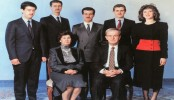 Mother of Syrian President Assad dies