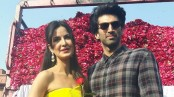 Aditya gifts Katrina truck full of roses