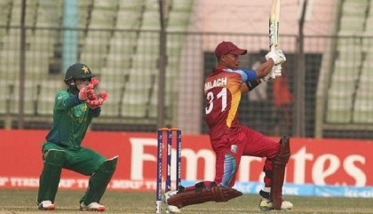 West Indies reach semis will face Bangladesh