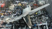 4 killed in Indonesian air force plane crash