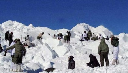 How Siachen soldier survived 35 ft of snow
