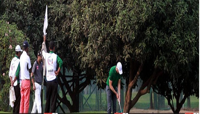Bashundhara Golf tournament Day-2 kicks off