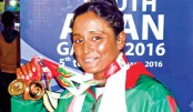 Mahfuza now dreams of Olympic chase