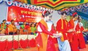 Bangla cultural fest in Magura