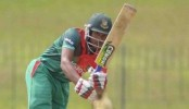 West Indies lose 4 wickets against Bangladesh