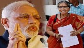 Modi's wife seeks marriage-related info on his passport