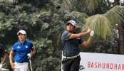 Thai golfer soars into lead in Bangladesh Open