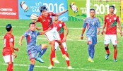 Bangladesh reach semis in SA Games Men's Football