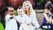 Madonna misses 'innocent' family times
