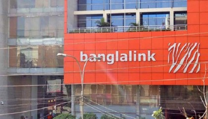 Banglalink shuts offices amid employees' protest