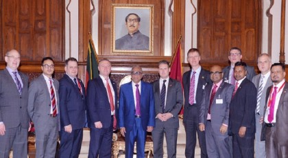 Reinstate visa processing from Bangladesh, President to UK