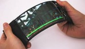 World's first flexible smartphone that bends it like Beckham!