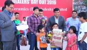 """RAK Ceramics """"Dealers' Day Out 2016"""" held"""
