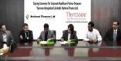 National Finance Ltd, Thyrocare Bangladesh Limited sign deal