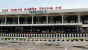 Goods worth Tk 50 lakh seized in Shahjalal Int'l Airport