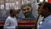 Five India 'sedition' students return to JNU