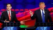 US Election 2016: Cruz and Rubio clobber Trump in debate