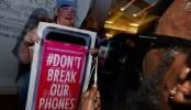Apple backed by more online giants in FBI iPhone unlock battle