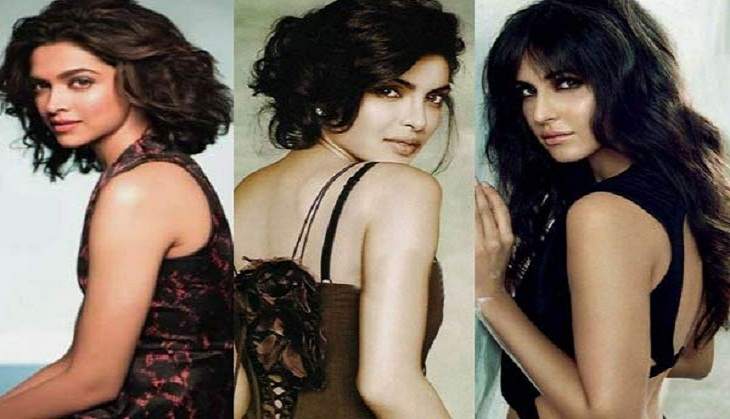 Katrina Kaif is all praise for Deepika & Priyanka