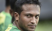 Physio brushes aside any uncertainty over Shakib's play in tomorrow's final