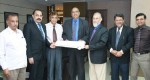 FSIBL donates air conditioner to a mosque