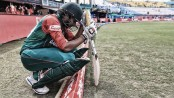 Shakib falls after Sabbir, Soumya