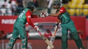 Tamim unbeaten 83 lifts Bangladesh to 153