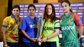 Female umpires to stand in Women's World T20