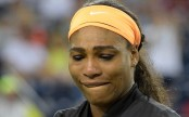 Serena Williams applauds 'courage' of Sharapova