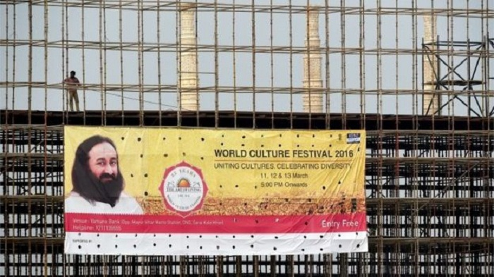 Why India's huge 'spiritual' festival has run into trouble