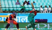 Bangladesh's top 5 individual scores in T20I cricket