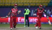 Underdogs Oman stuns Ireland