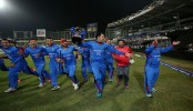 Afghanistan opt to bat in knockout clash