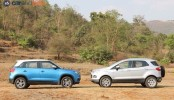 Comparison Review: Maruti Suzuki Vitara Brezza vs Ford EcoSport vs Hyundai Creta