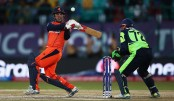 Netherlands beat Ireland in 6-over match