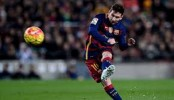 Messi inspires Barcelona to rout Getafe