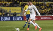 Real Madrid salvages 2-1 win over Las Palmas