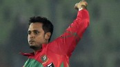 Arafat Sunny gives Bangladesh early breakthrough