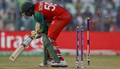 Sabbir follows Soumya, Bangladesh on 44 for 2