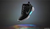 Nike Reveals Self-tying Shoe