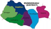 Furniture shop gutted in Munshiganj