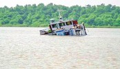 Another cargo-laden vessel capsizes in Shela River