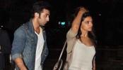 Deepika Padukone caught spending time with Ranbir