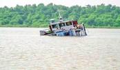 Body formed to probe vessel capsize in river Shela
