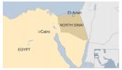 Egypt: 'IS attack' kills 13 policemen in Sinai