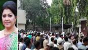 Diti's 2nd namaz-e-janaza held