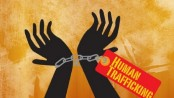 18 rescued while being trafficked to India