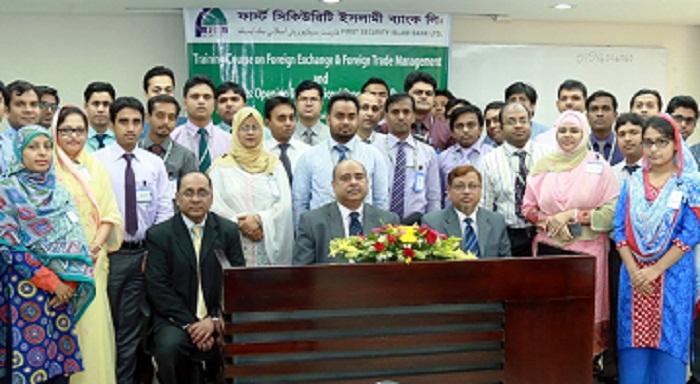 FSIBL arranges training on foreign exchange