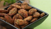 Recipe: Herbed almonds for the festive season