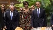 Cuba visit: Obama and Castro spar over human rights